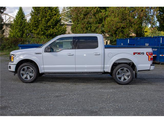 2018 Ford F-150  (Stk: 8F13672) in Surrey - Image 4 of 28