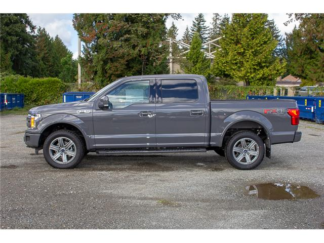 2018 Ford F-150  (Stk: 8F17305) in Surrey - Image 4 of 30