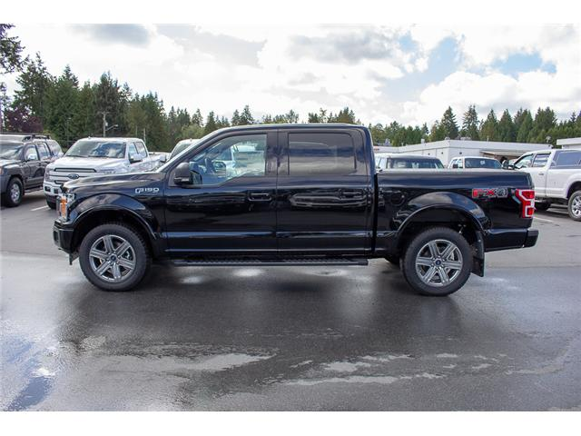 2018 Ford F-150  (Stk: 8F17306) in Surrey - Image 4 of 29