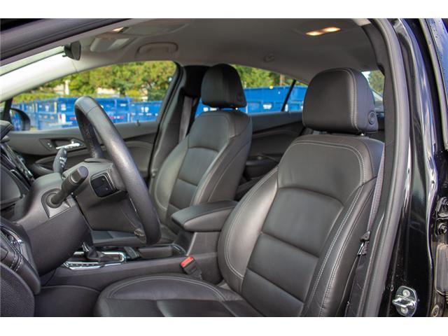 2017 Chevrolet Cruze Premier Auto (Stk: P7880) in Surrey - Image 10 of 26