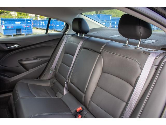 2017 Chevrolet Cruze Premier Auto (Stk: P7880) in Surrey - Image 12 of 26