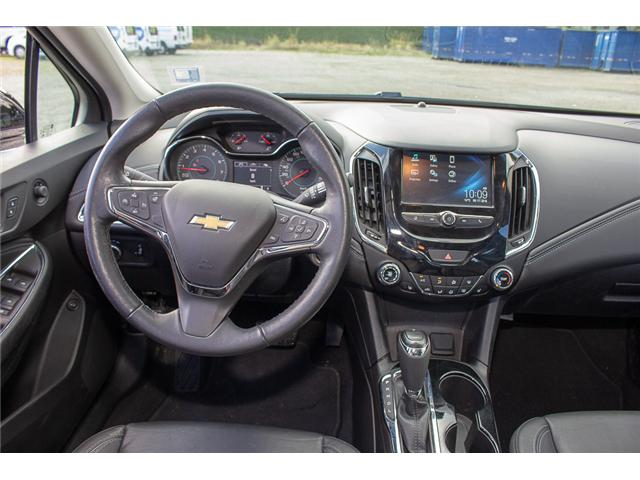2017 Chevrolet Cruze Premier Auto (Stk: P7880) in Surrey - Image 13 of 26