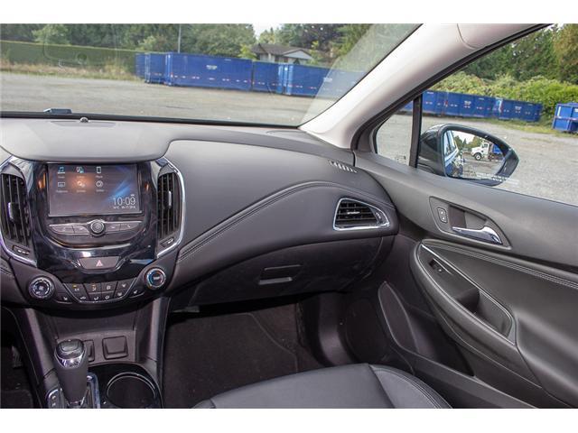 2017 Chevrolet Cruze Premier Auto (Stk: P7880) in Surrey - Image 14 of 26