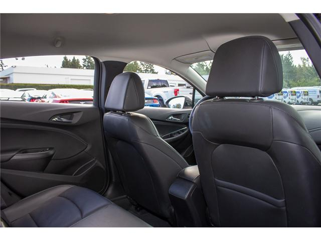 2017 Chevrolet Cruze Premier Auto (Stk: P7880) in Surrey - Image 15 of 26