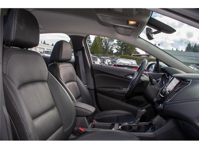 2017 Chevrolet Cruze Premier Auto (Stk: P7880) in Surrey - Image 17 of 26