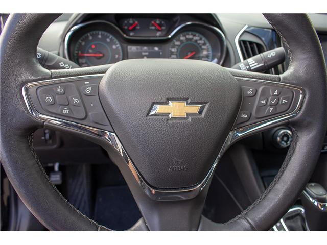 2017 Chevrolet Cruze Premier Auto (Stk: P7880) in Surrey - Image 19 of 26