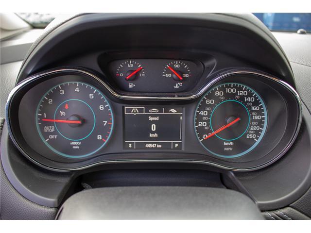 2017 Chevrolet Cruze Premier Auto (Stk: P7880) in Surrey - Image 20 of 26