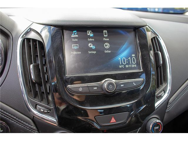 2017 Chevrolet Cruze Premier Auto (Stk: P7880) in Surrey - Image 21 of 26