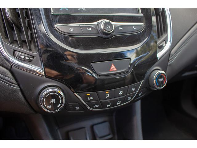 2017 Chevrolet Cruze Premier Auto (Stk: P7880) in Surrey - Image 23 of 26