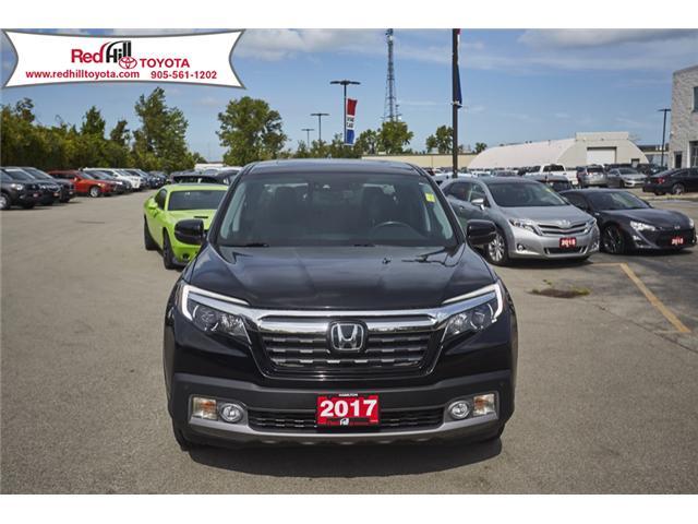 2017 Honda Ridgeline Touring (Stk: 74161) in Hamilton - Image 5 of 22