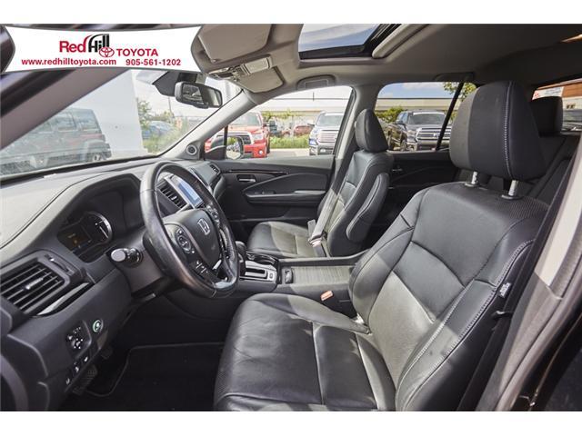2017 Honda Ridgeline Touring (Stk: 74161) in Hamilton - Image 10 of 22