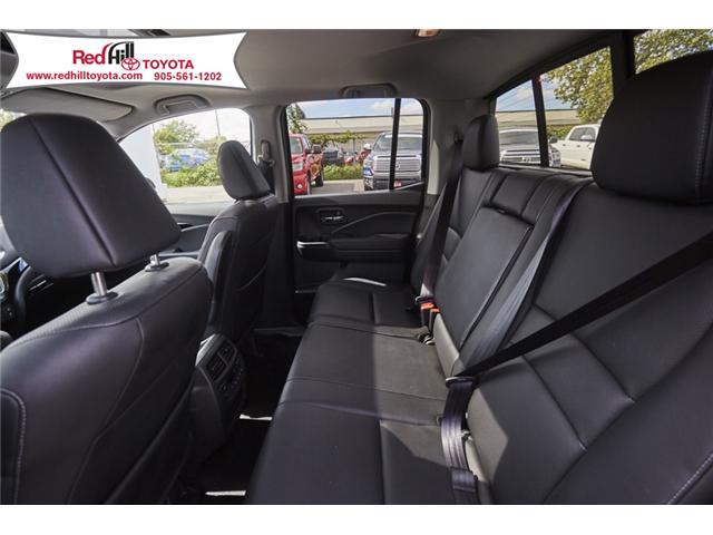 2017 Honda Ridgeline Touring (Stk: 74161) in Hamilton - Image 11 of 22