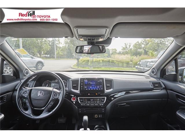 2017 Honda Ridgeline Touring (Stk: 74161) in Hamilton - Image 12 of 22