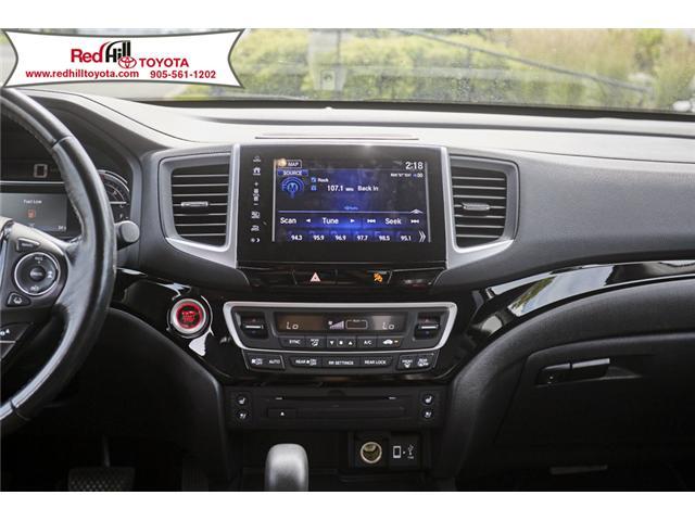 2017 Honda Ridgeline Touring (Stk: 74161) in Hamilton - Image 13 of 22