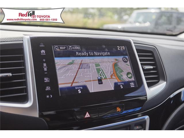 2017 Honda Ridgeline Touring (Stk: 74161) in Hamilton - Image 20 of 22