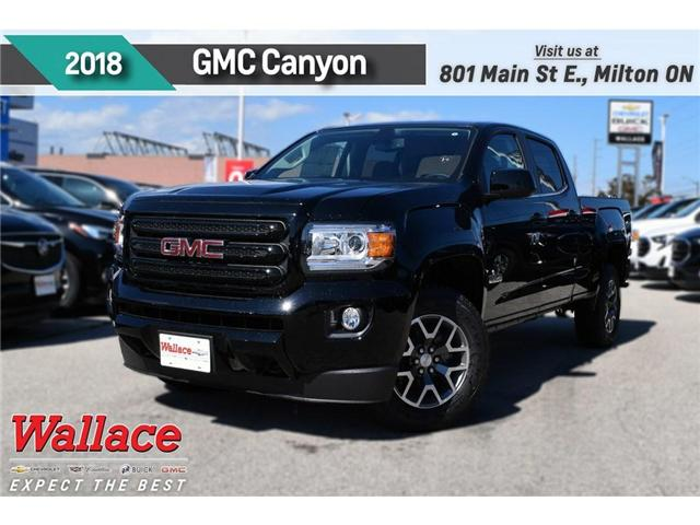 2018 GMC Canyon  (Stk: 305497) in Milton - Image 1 of 10