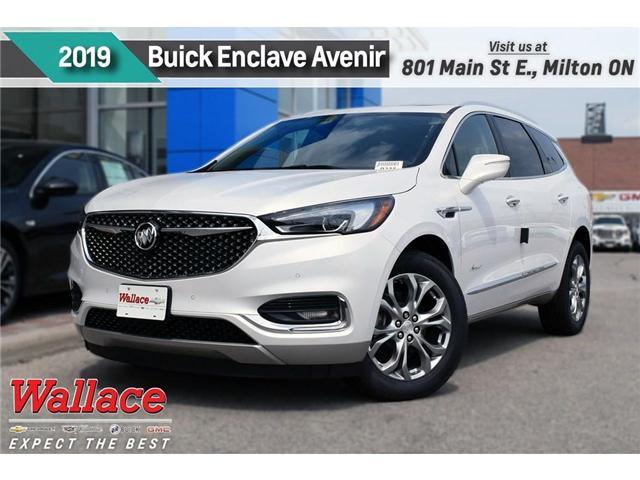 2019 Buick Enclave Avenir (Stk: 110991) in Milton - Image 1 of 11