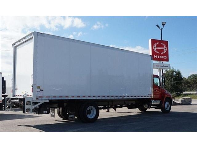 2019 Hino 338-271 w/26' Morgan Dry Van - (Stk: STW13093) in Barrie - Image 2 of 10