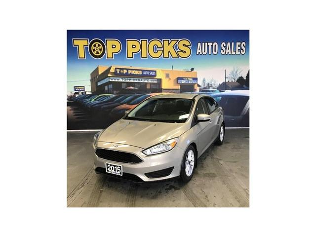 2015 Ford Focus SE (Stk: 332170) in NORTH BAY - Image 1 of 26
