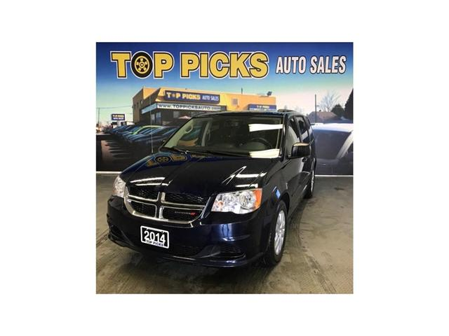 2014 Dodge Grand Caravan SE/SXT (Stk: 414960) in NORTH BAY - Image 1 of 28
