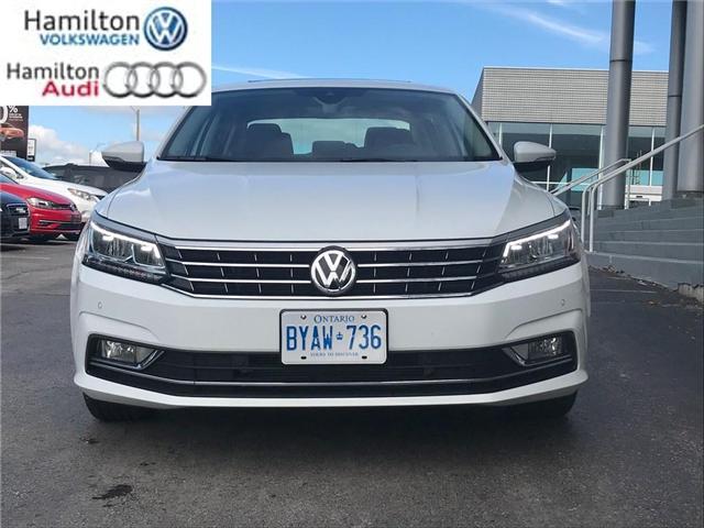 2017 Volkswagen Passat 1.8 TSI Comfortline (Stk: 8964) in Hamilton - Image 1 of 8
