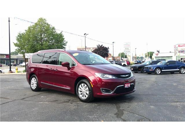 2018 Chrysler Pacifica Touring-L Plus Bluetooth Backup Cam Heated Leather (Stk: 44561) in Windsor - Image 2 of 11
