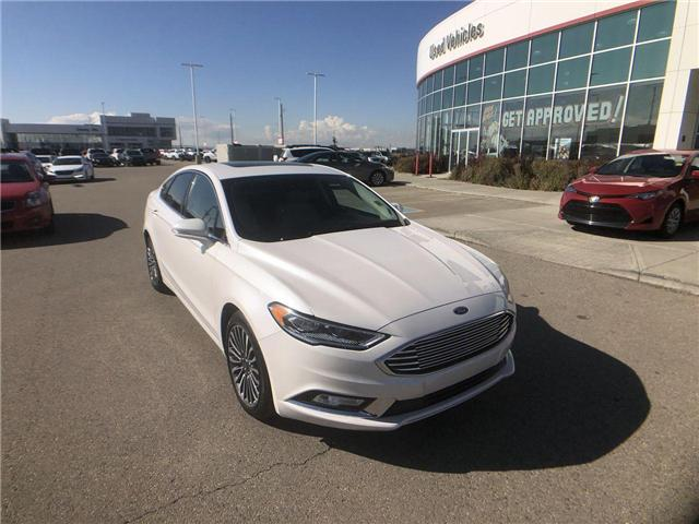2017 Ford Fusion Titanium (Stk: 2800946A) in Calgary - Image 2 of 17