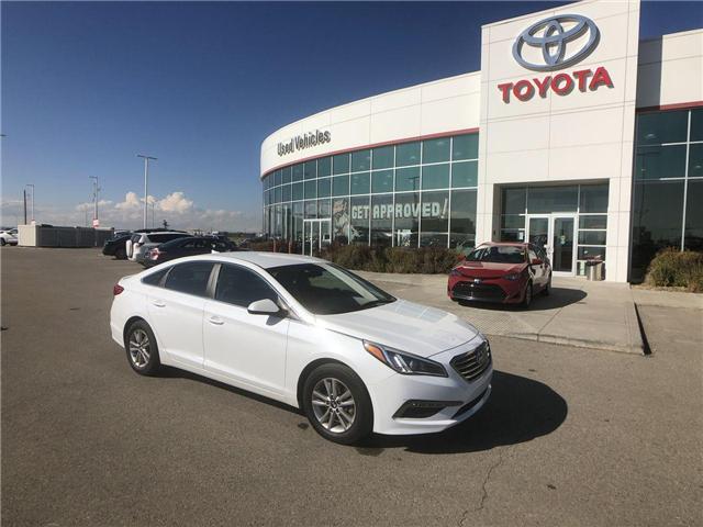 2017 Hyundai Sonata  (Stk: 2900005A) in Calgary - Image 1 of 17