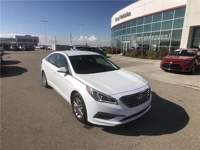 2017 Hyundai Sonata  (Stk: 2900005A) in Calgary - Image 2 of 17