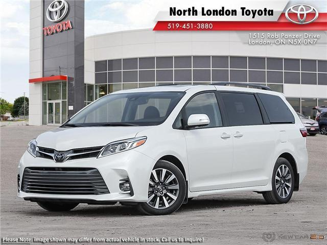 2019 Toyota Sienna Limited Package (Stk: 219088) in London - Image 1 of 24