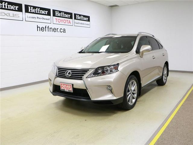 2015 Lexus RX 350 Touring Package (Stk: 187252) in Kitchener - Image 1 of 25