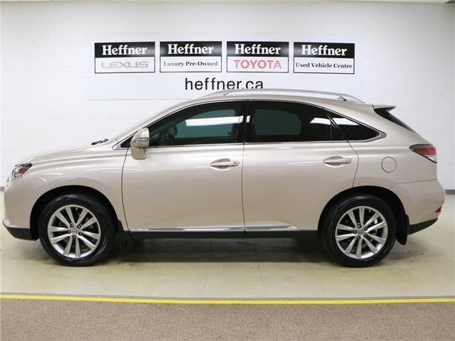 2015 Lexus RX 350 Touring Package (Stk: 187252) in Kitchener - Image 5 of 25
