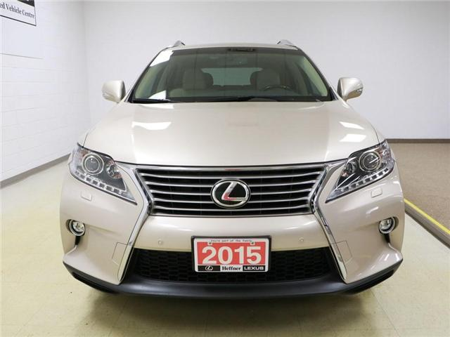 2015 Lexus RX 350 Touring Package (Stk: 187252) in Kitchener - Image 7 of 25