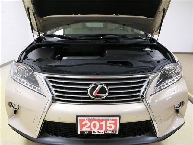 2015 Lexus RX 350 Touring Package (Stk: 187252) in Kitchener - Image 24 of 25