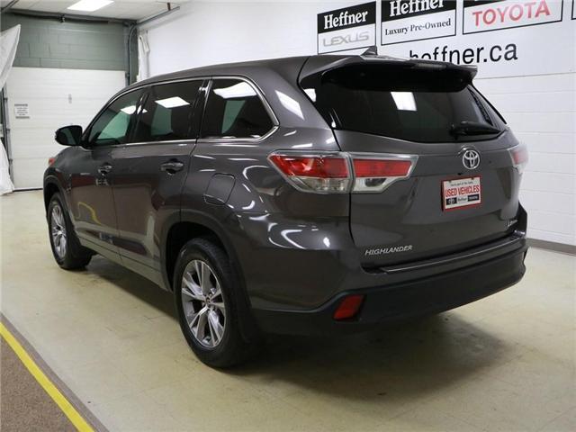 2016 Toyota Highlander  (Stk: 186076) in Kitchener - Image 6 of 24