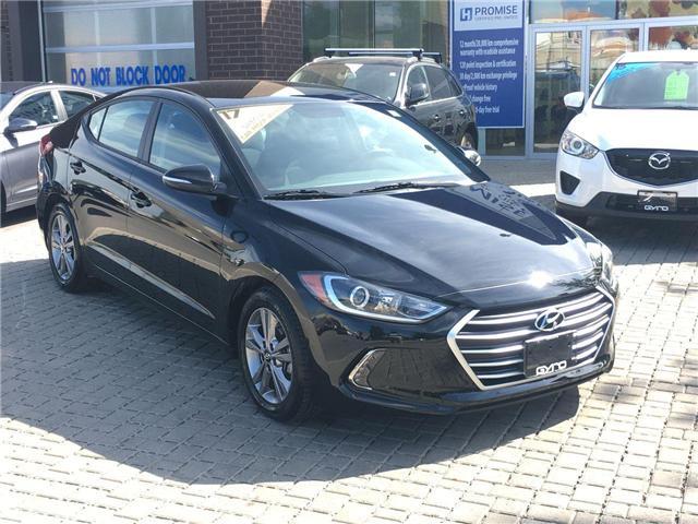 2017 Hyundai Elantra GL (Stk: H3995) in Toronto - Image 1 of 28