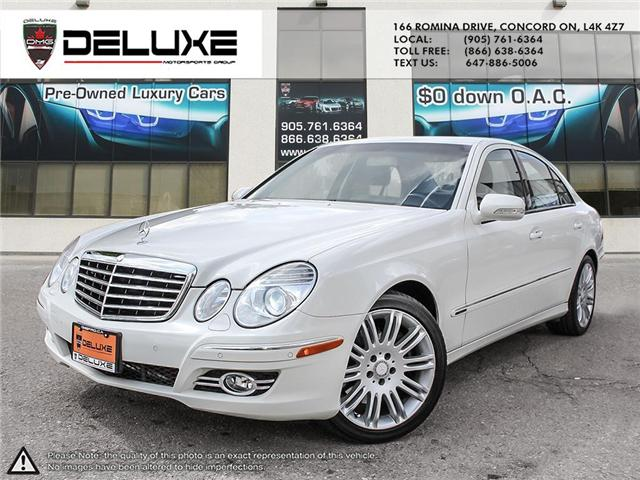 2009 Mercedes-Benz E-Class Base (Stk: D0469T) in Concord - Image 1 of 18