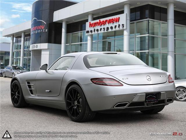 2011 Mercedes-Benz SLS AMG Base (Stk: 18MSX509) in Mississauga - Image 4 of 28