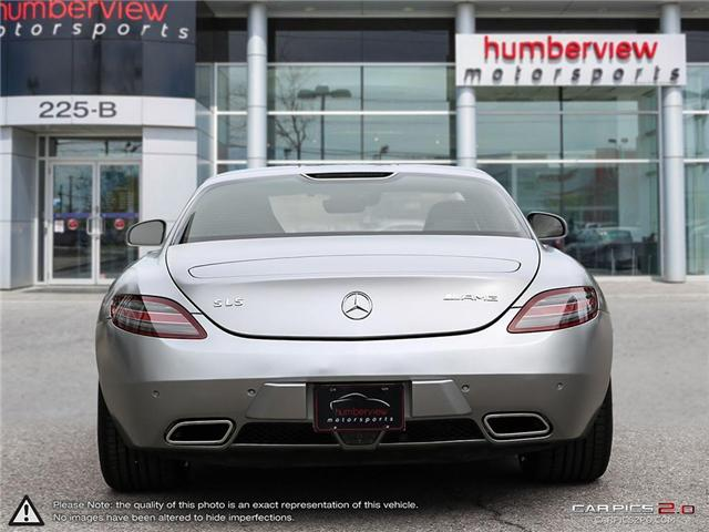 2011 Mercedes-Benz SLS AMG Base (Stk: 18MSX509) in Mississauga - Image 5 of 28