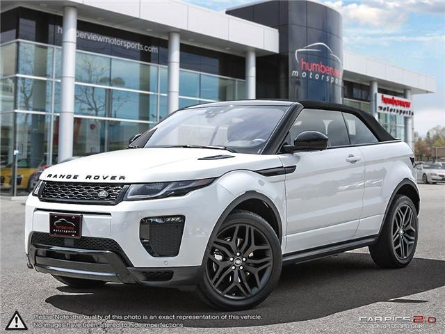 2018 Land Rover Range Rover Evoque HSE DYNAMIC (Stk: 18HMS340) in Mississauga - Image 1 of 26