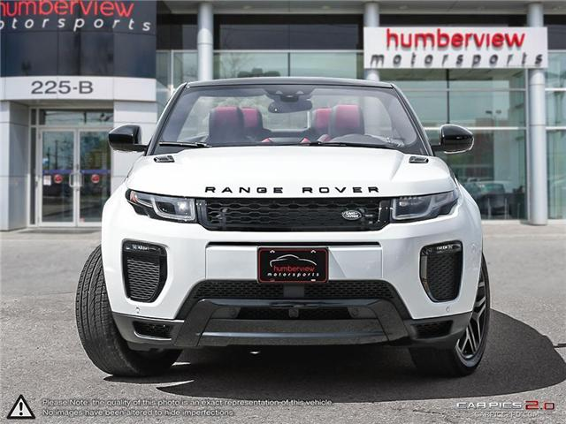 2018 Land Rover Range Rover Evoque HSE DYNAMIC (Stk: 18HMS340) in Mississauga - Image 2 of 26