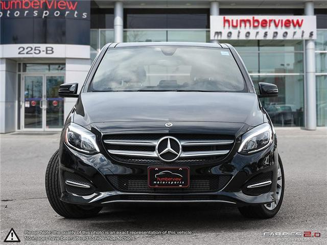 2018 Mercedes-Benz B-Class Sports Tourer (Stk: 18HMS565) in Mississauga - Image 2 of 27
