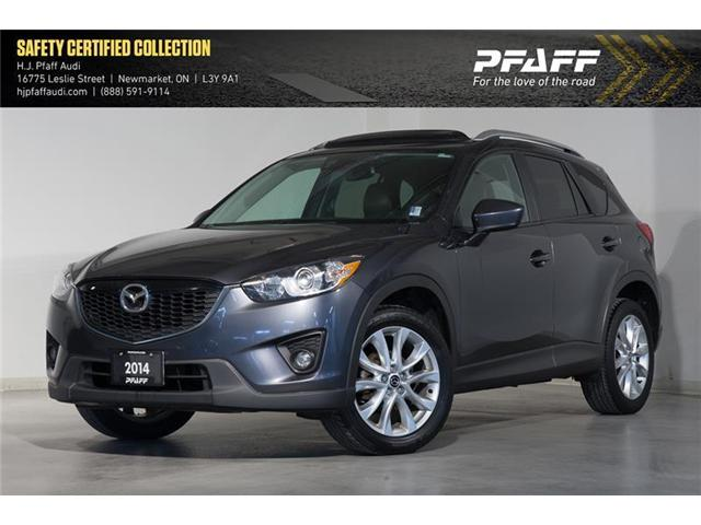 2014 Mazda CX-5 GT (Stk: 53013A) in Newmarket - Image 1 of 18