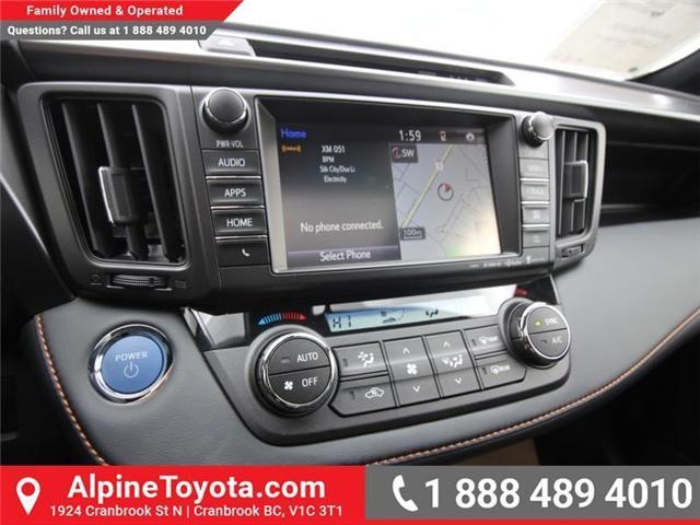 2018 Toyota RAV4 Hybrid SE (Stk: D241830) in Cranbrook - Image 13 of 19