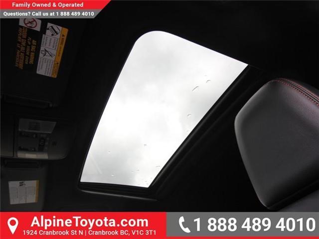 2018 Toyota RAV4 Hybrid SE (Stk: D241830) in Cranbrook - Image 16 of 19