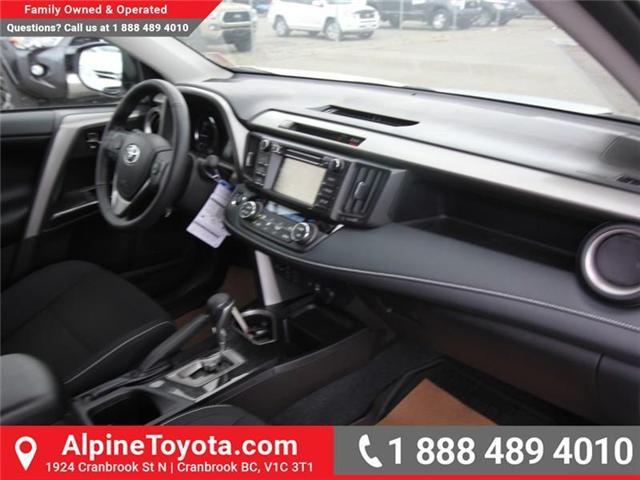 2018 Toyota RAV4 XLE (Stk: W833498) in Cranbrook - Image 11 of 20