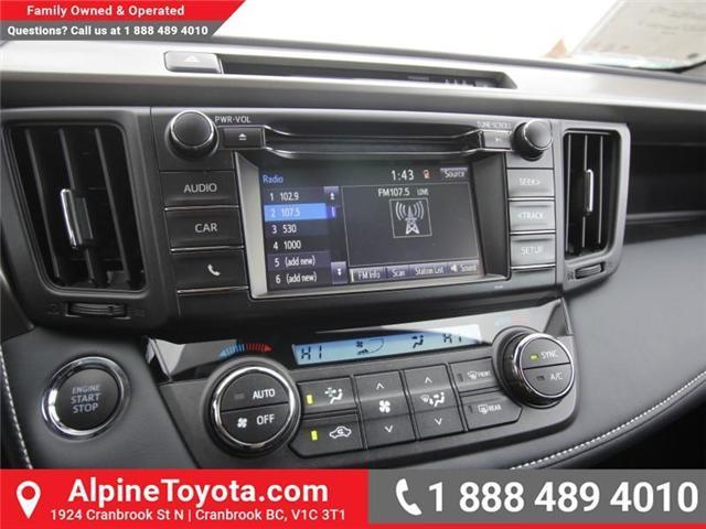 2018 Toyota RAV4 XLE (Stk: W833498) in Cranbrook - Image 13 of 20
