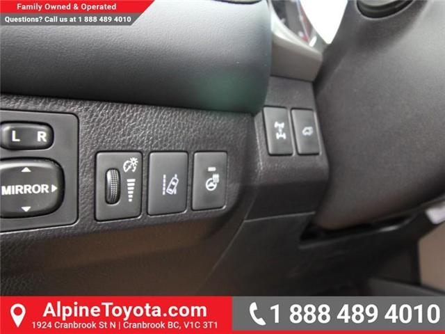 2018 Toyota RAV4 XLE (Stk: W833498) in Cranbrook - Image 15 of 20