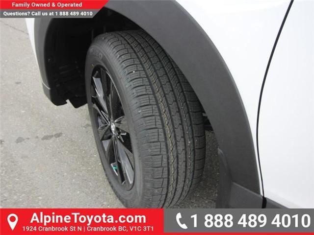 2018 Toyota RAV4 XLE (Stk: W833498) in Cranbrook - Image 19 of 20