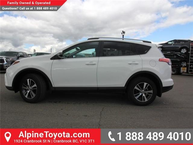 2018 Toyota RAV4 XLE (Stk: W834467) in Cranbrook - Image 2 of 19